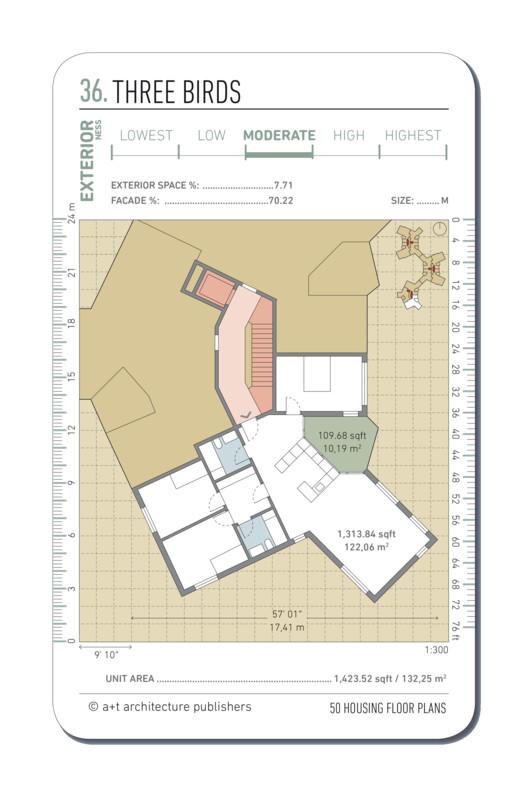Based on Im Grüntal, BDE Architekten. Image courtesy of a+t architecture publishers