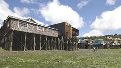 """PILOTO Galería Itinerante de Arquitectura se presenta en Chiloé con la obra """"La Vida de los Otros"""""""