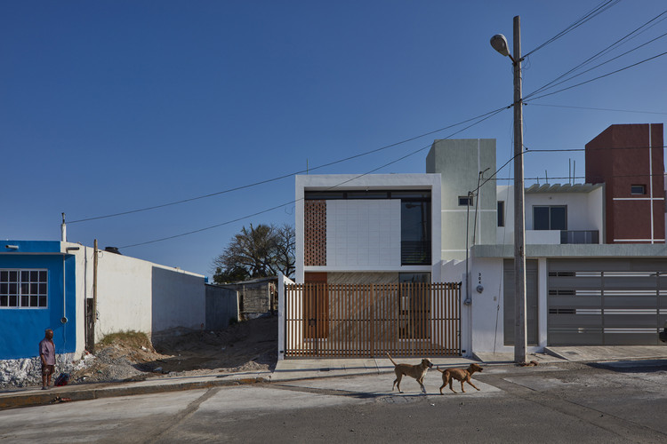 Vivienda MX / Morales architects, © Luis Gordoa