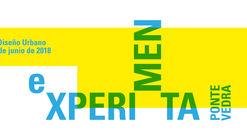 Concurso de ideas del diseño de una instalación efímera en Experimenta Pontevedra, Festival de Diseño Urbano