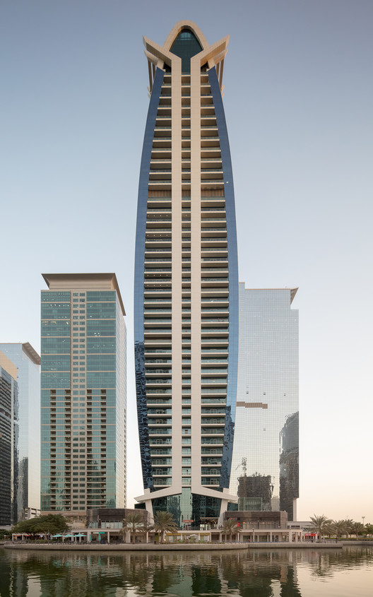 See Dubai Based Architecture Firms Through The Lens Of Marc Goodwin