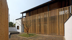 The School of Kunqu Opera in West Creek Village / China Architecture Design Group Land-based Rationalism D.R.C