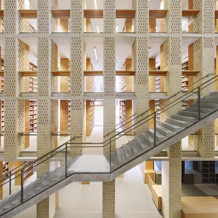 Roth Architekten archdaily broadcasting architecture worldwide