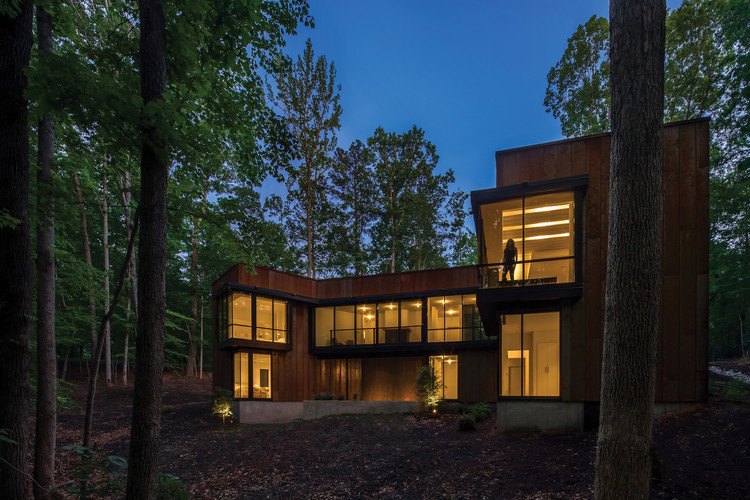 Piedmont Retreat / Tonic Design, © Tzu Chen Photography