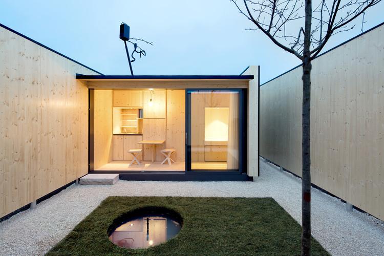 Micro Courtyard House / Atelier Kaiser Shen, © Nicolai Rapp