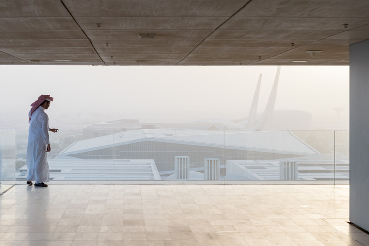 Qatar National Library / OMA, © Iwan Baan – OMA