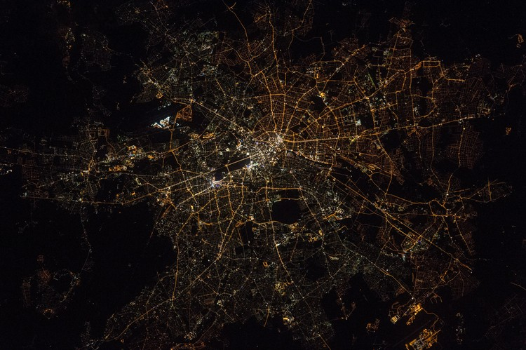 How Satellite Images of the Earth at Night Help Us ... on detailed map of tucson arizona, aerial map of arizona, google map of tucson arizona, google satellite map arizona, satellite view of arizona, aerial view of tucson arizona, corona de tucson map of arizona, satellite view of united states, landform map of phoenix arizona, satellite map tucson az, city map of tucson arizona, map of tucson within arizona, satellite map of phoenix az, names of cities in arizona,
