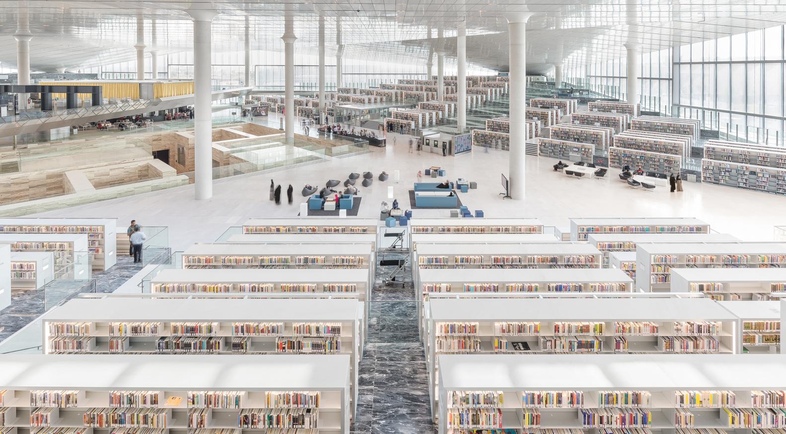 Картинки по запросу national library qatar