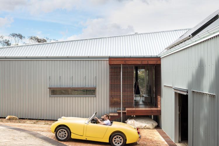 L-House / Alexander Symes Architect , © Barton Taylor