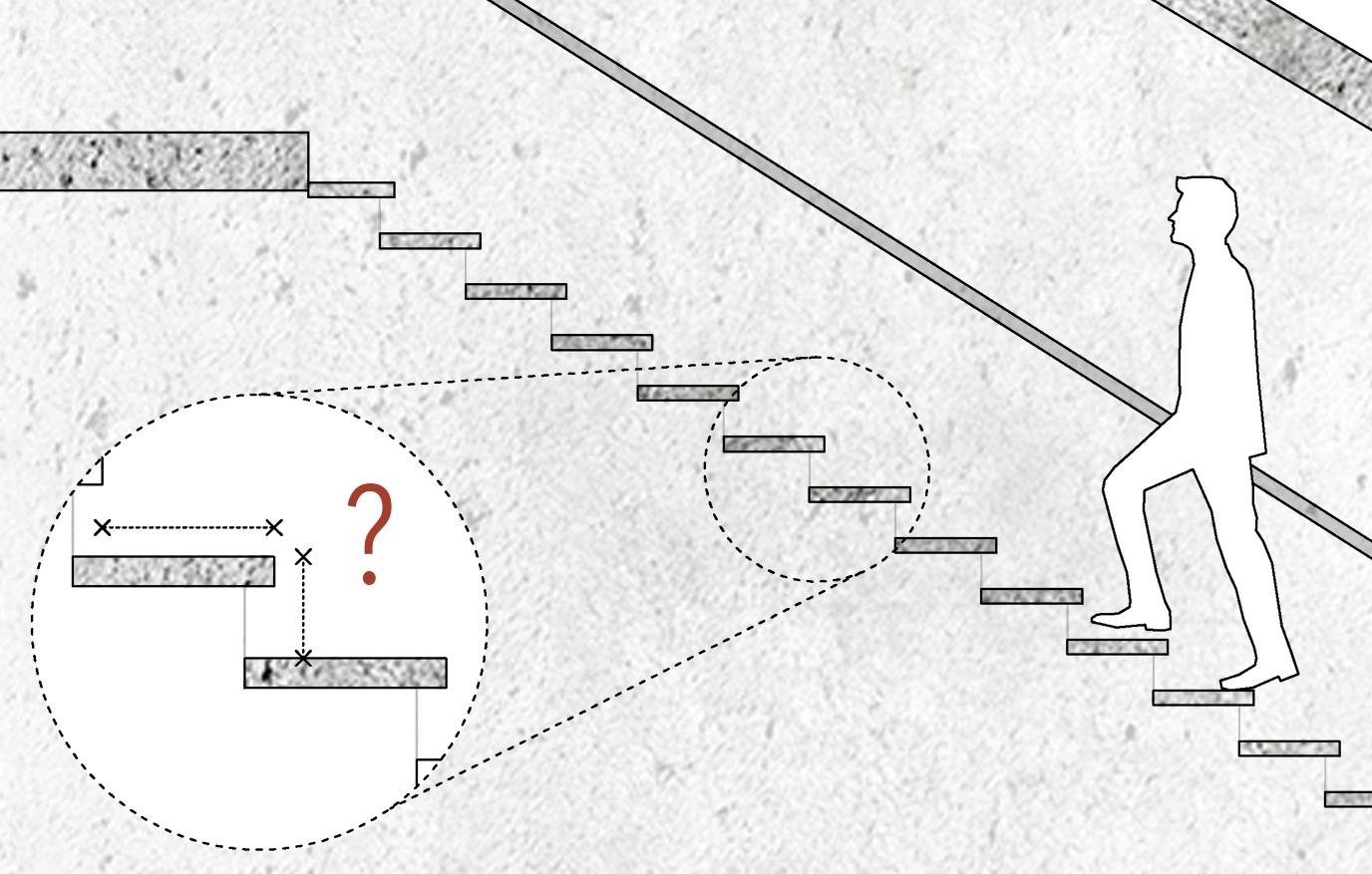 ¿Cómo diseñar y calcular una escalera?,© José Tomás Franco