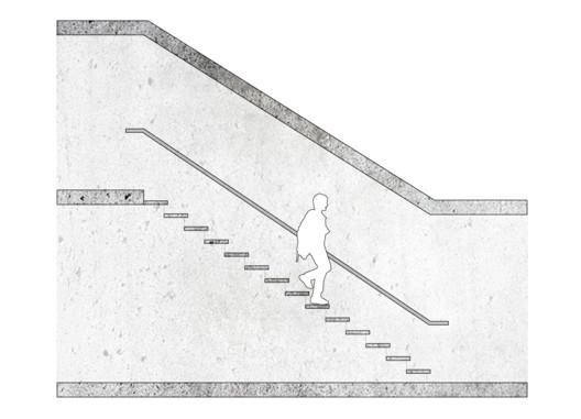 28x18 cm / Schematic example. Image © José Tomás Franco