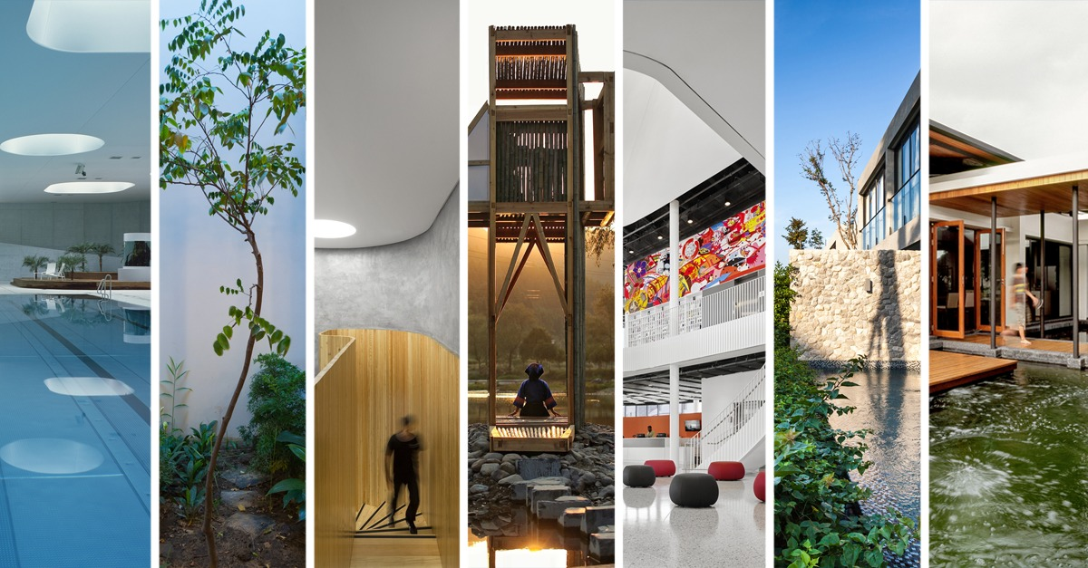 7 Projects Inspired By Feng Shui Principles Archdaily