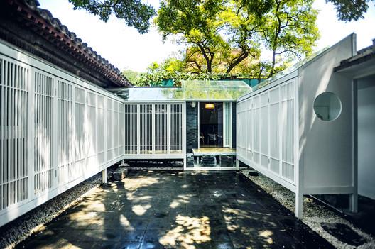 Bamboo Space | Cloud Corridor | Linglong terrace |Sisi Dock. Image © Xiaoqi