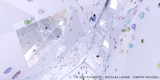 © Sou Fujimoto, Nicolas Laisné y Dimitri Roussel