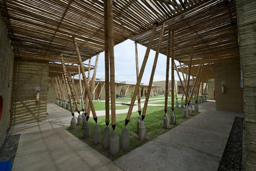 Centro de Desarrollo Infantil El Guadual / Daniel Joseph Feldman Mowerman + Iván Dario Quiñones Sanchez. Image © Ivan Dario Quiñones Sanchez