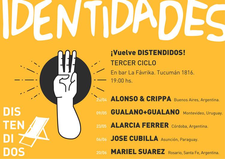 Ciclo de Charlas DISTENDIDOS - Identidades / Rosario, Argentina