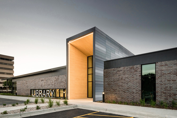 The K.O. Lee Aberdeen Public Library / CO-OP Architecture, © Spencer Sommers / CO-OP Architecture