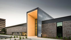 Biblioteca Pública K.O. Lee Aberdeen / CO-OP Architecture