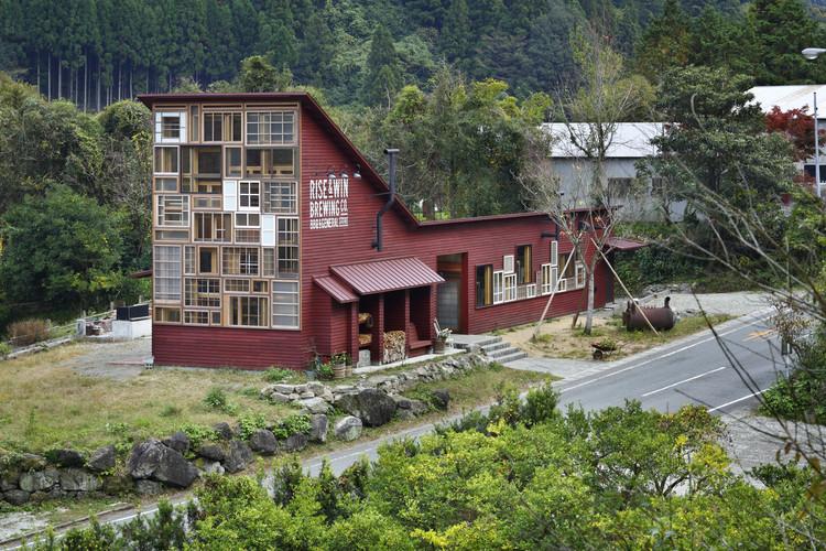 Casa Pública Kamikatz / Hiroshi Nakamura & NAP, © Koji Fujii / Nacasa and Partners Inc.