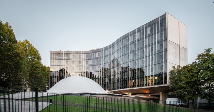 In March 1972, An Article In The Architectural Review Proclaimed That This  Structure Was U201cprobably The Best Building In Paris Since Le Corbusieru0027s  Cité De ...