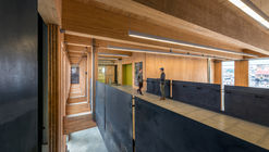McEwen School of Architecture  / LGA Architectural Partners