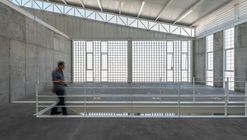 Nave Industrial RX / Emilio Alvarez Abouchard Arquitectura