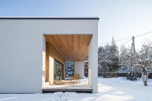 Casa Smelynes / Kubinis metras