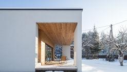 Smelynes House / Kubinis metras