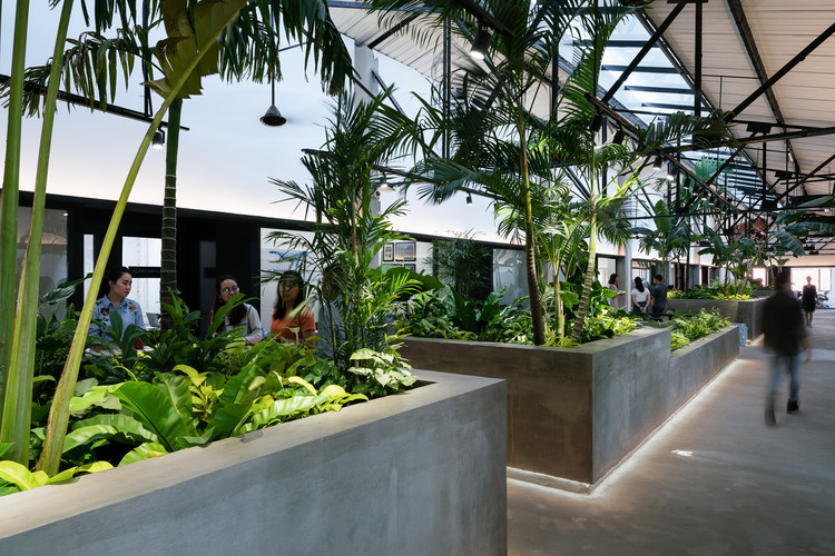 Estação Selva / G8A Architecture & Urban Planning, © Tran Nhat Quang