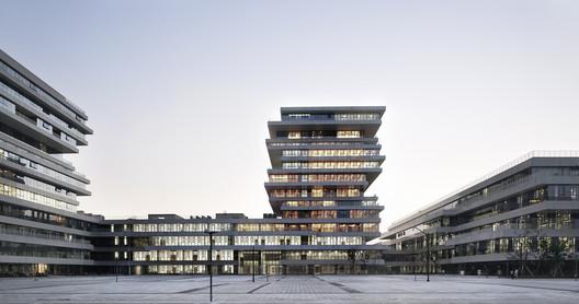 Hangzhou Normal University / WSP ARCHITECTS