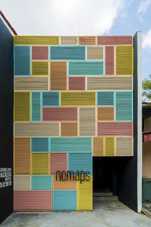 NOMAPS / DRTAN LM Architect, © H.Lin Ho