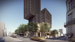 TDA + asociados diseñará las oficinas centrales del Banco Nacional de Fomento (BNF) en Paraguay