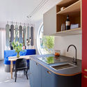 Microliving & Temporary Housing / Containerwerk. Image Courtesy of Containerwerk