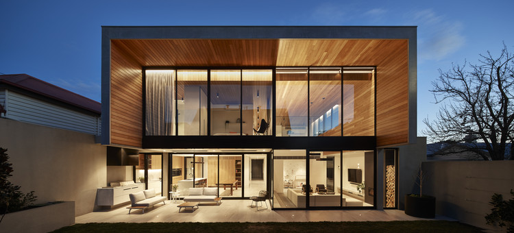 Casa Bloomfield / FGR Architects, © Peter Bennetts