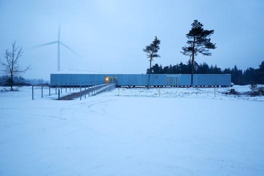 Østerild Visitors and Operation Center / Cubo Arkitekter