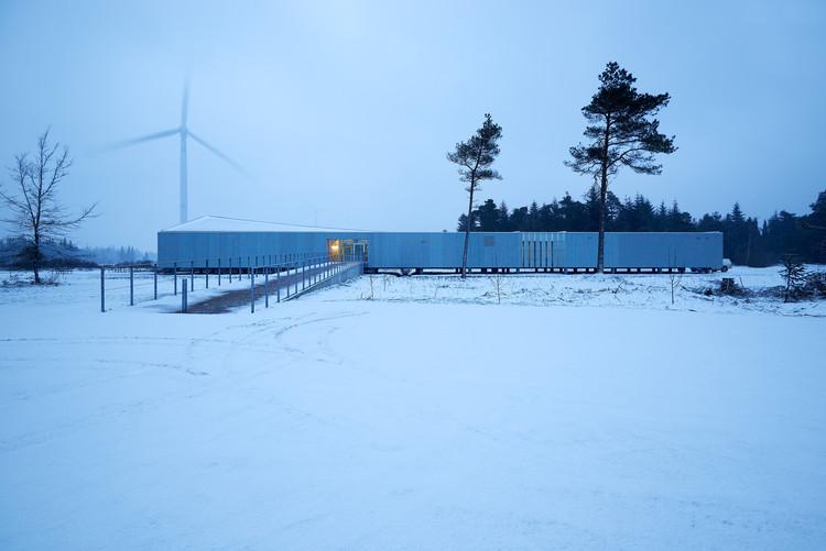 Østerild Visitors and Operation Center / Cubo Arkitekter, © Martin Schubert