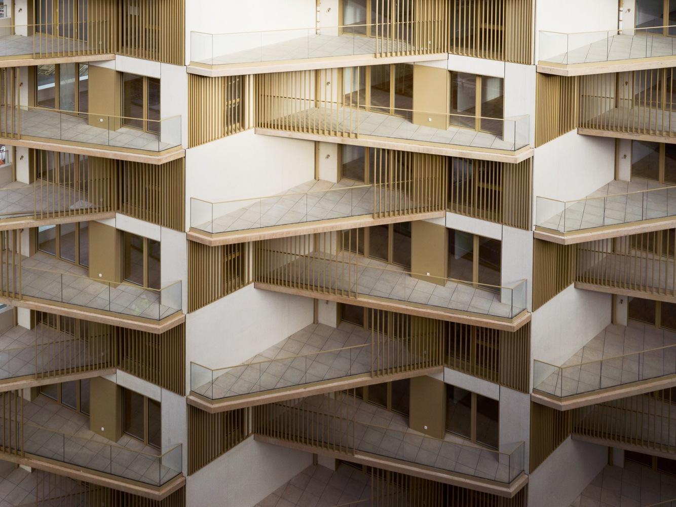 ALLURE - XXL origami / FRESH Architectures & ITAR architectures