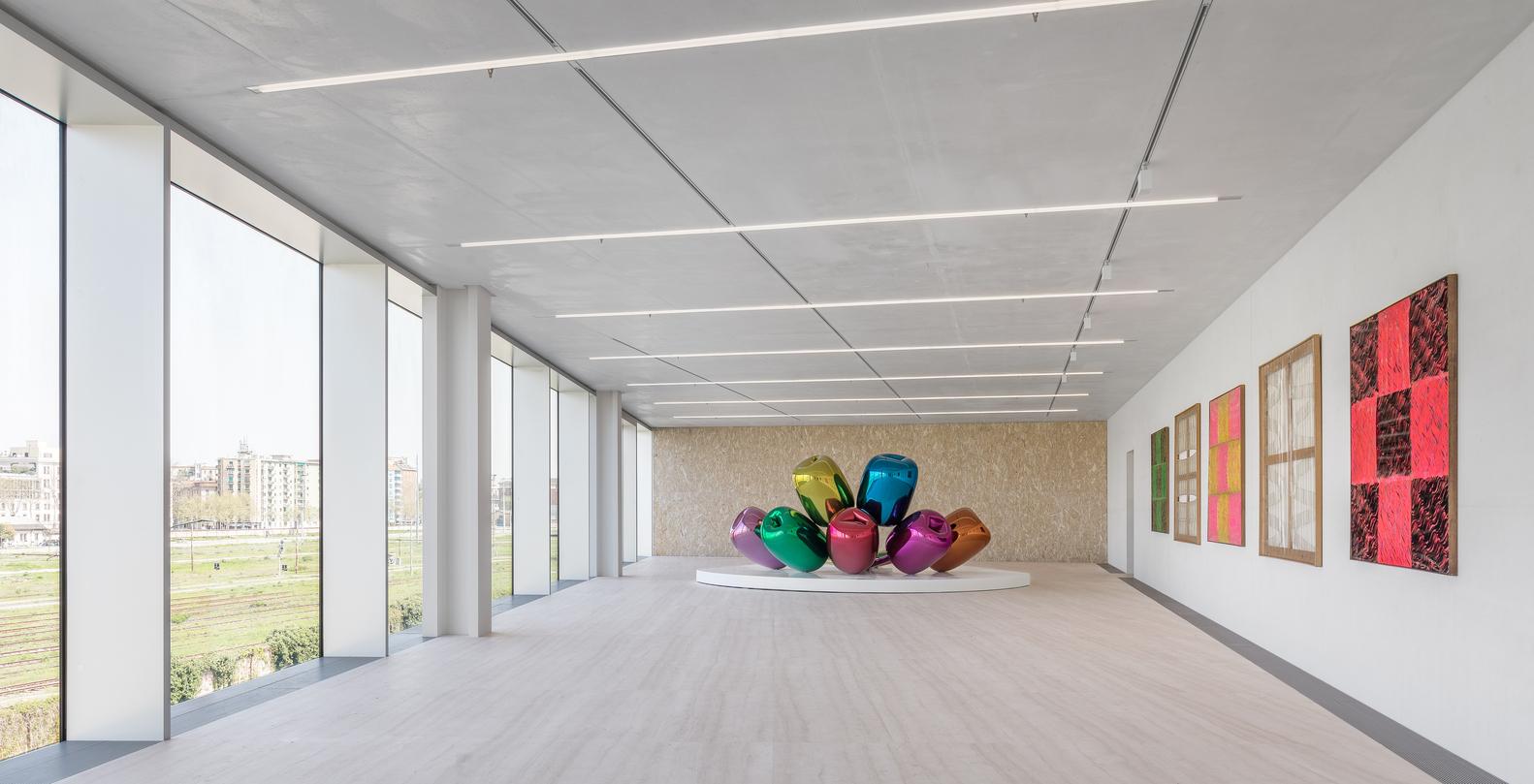 Galería de Fondazione Prada Torre / OMA - 22