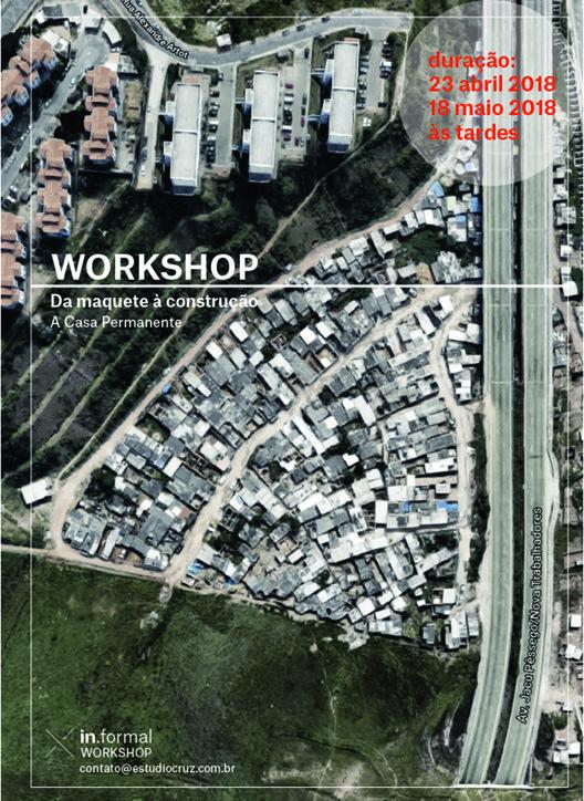 Workshop - Da maqueta a construção - A casa permanente, Jardim São Francisco _ maps