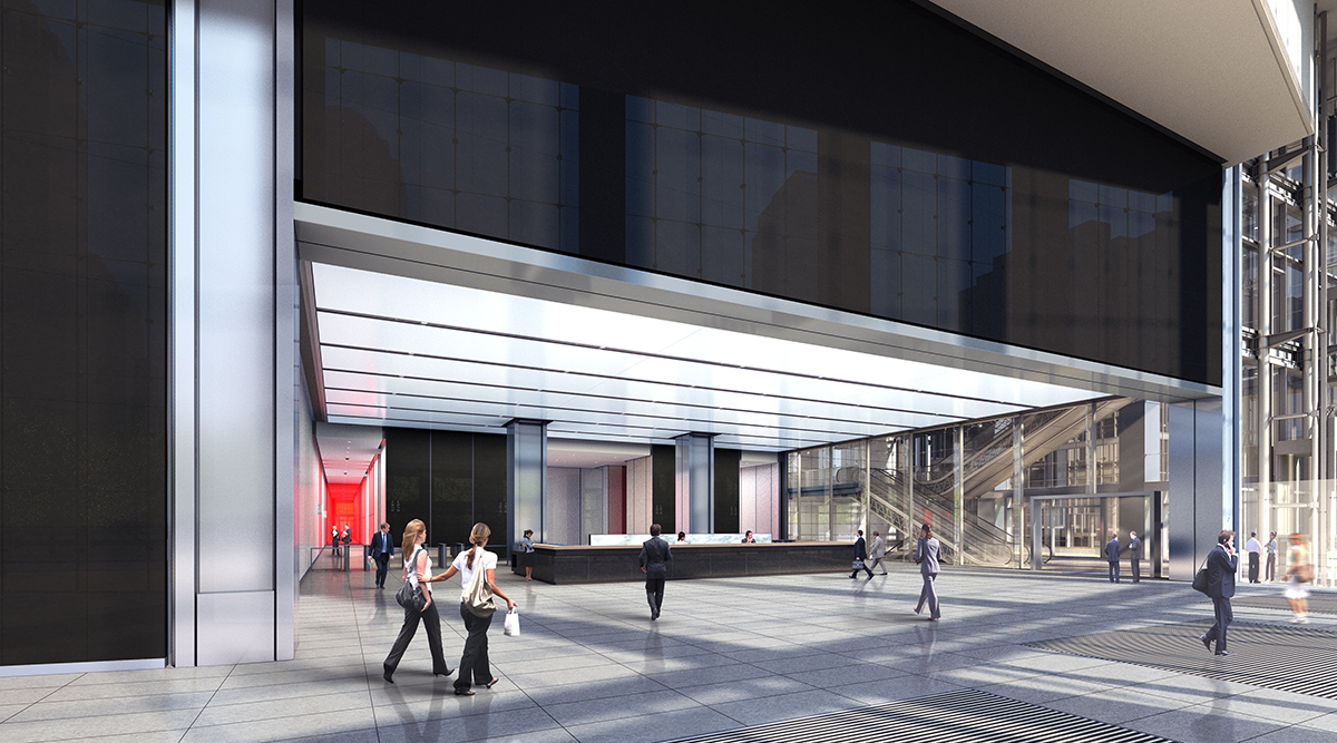Gallery of Rogers Stirk Harbour + Partners' 3 World Trade