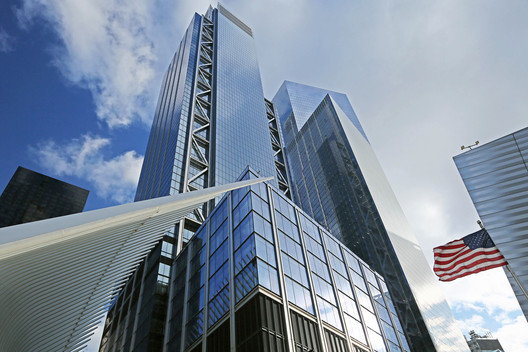 Rogers Stirk Harbour + Partners' 3 World Trade Center Nears Completion in New York
