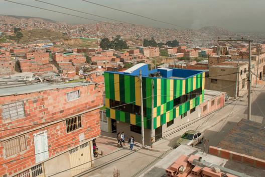 Centro REDES Divino Niño en Colombia. Image © Fundación Juligon