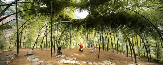 Bamboo Theatre. Image © Wang Ziling