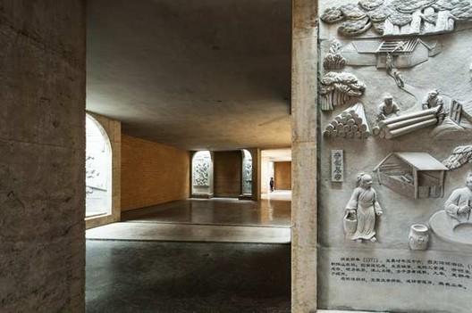 Wang Jing Memorial Hall. Image © Wang Ziling