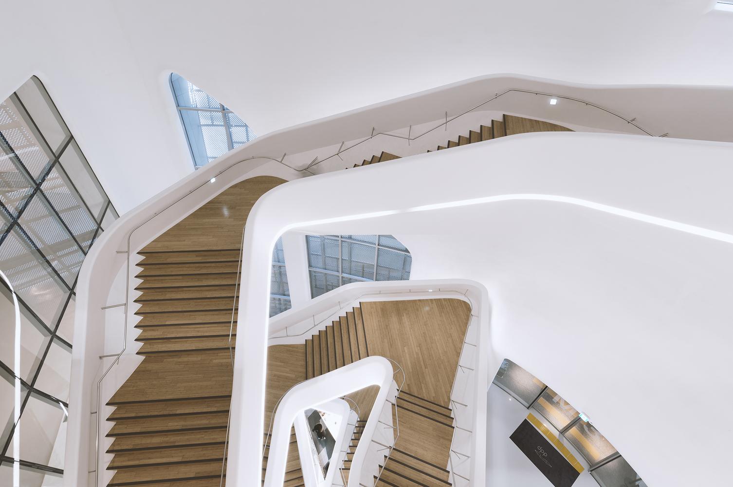 Gallery of Zaha Hadid\'s Dongdaemun Design Plaza Through the Lens of ...