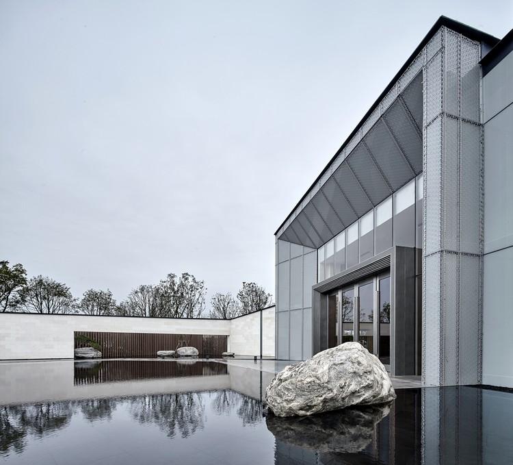 Lvdu Living Art Museum / JHD Architects, © Jianghe Zeng