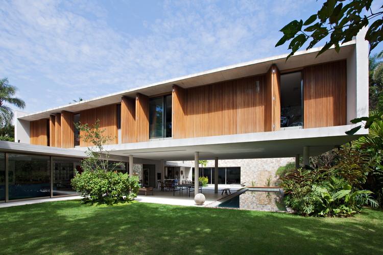 Cidade Jardim House / Perkins+Will, © Daniel Ducci