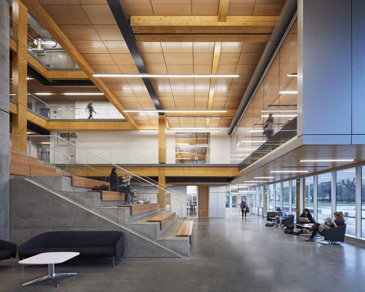 Wilson School Of Design Kpmb Architects Public