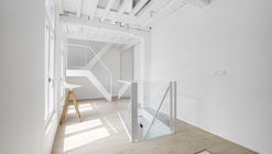 One Room Hotel / dmvA-architects