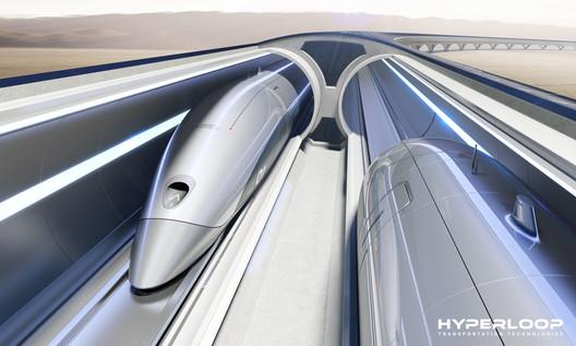 Courtesy of HyperloopTT